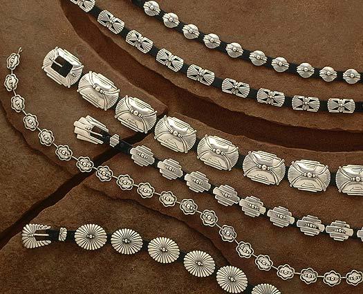 Santa fe sterling silver gold jewelry designs for Santa fe designs